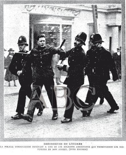 Bow Street 1919